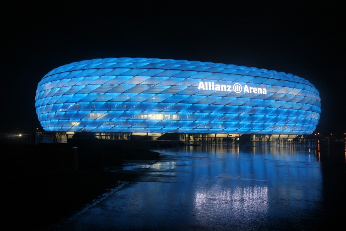 Cele mai frumoase stadioane din lume
