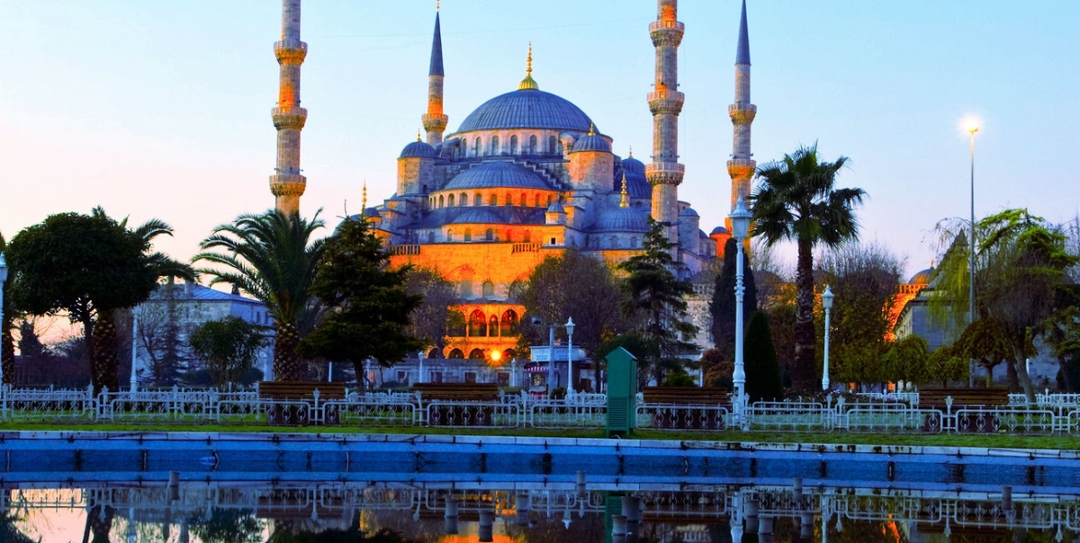 Istanbul, orasul intre doua continente